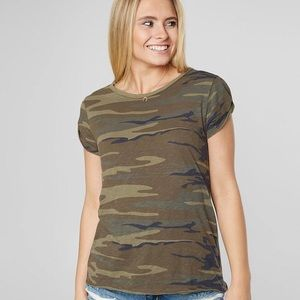 Z Supply camo T shirt